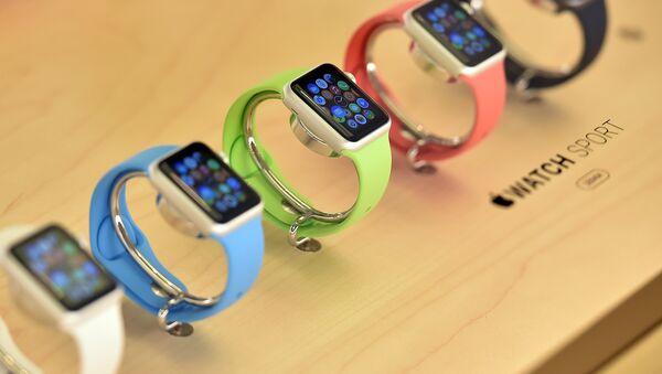Apple Watches (photo d'archives) - Sputnik France