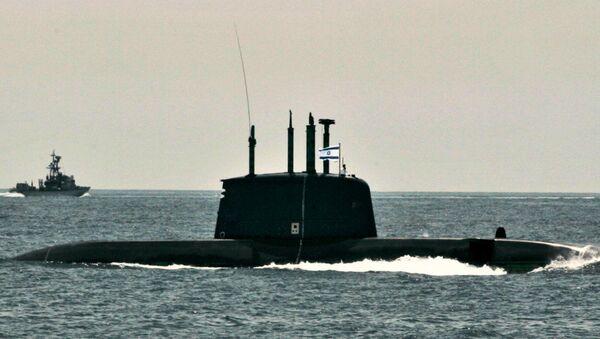 Sous-marin de la classe Dolphin - Sputnik France