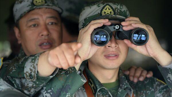 Совместное российско-китайское учение Мирная миссия-2013 - Sputnik France