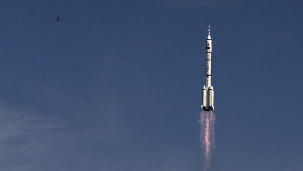 une fusée chinoise - Sputnik France