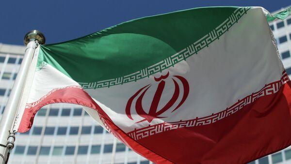 Drapeau de l'Iran - Sputnik France