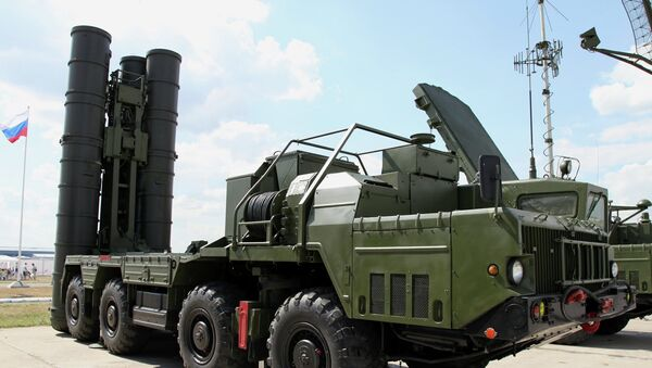 Sistema antiaéreo ruso S-300PMU2 Favorit - Sputnik France