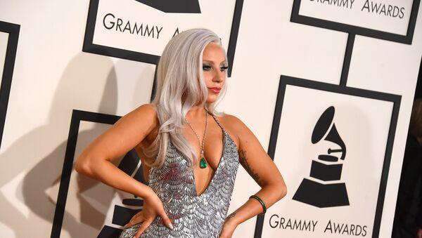 Lady Gaga à Los Angeles (archive photo) - Sputnik France
