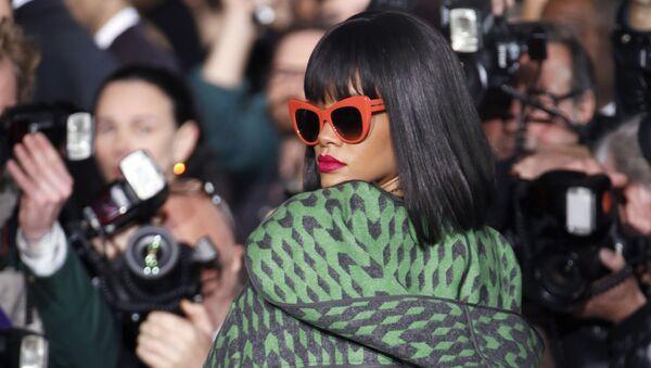 Rihanna - Sputnik France