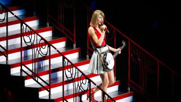La chanteuse américaine Taylor Swift - Sputnik France