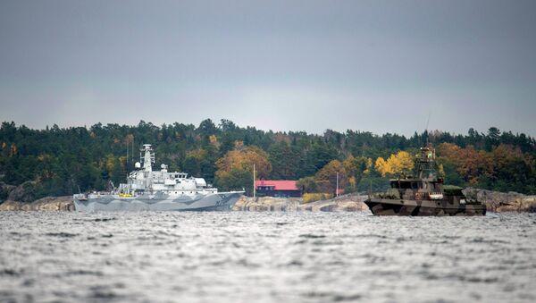 Suède: le rapport sur l'objet sous-marin non identifié pas accessible au public - Sputnik France
