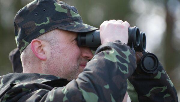 Учения украинских ВС в Черниговской области - Sputnik France