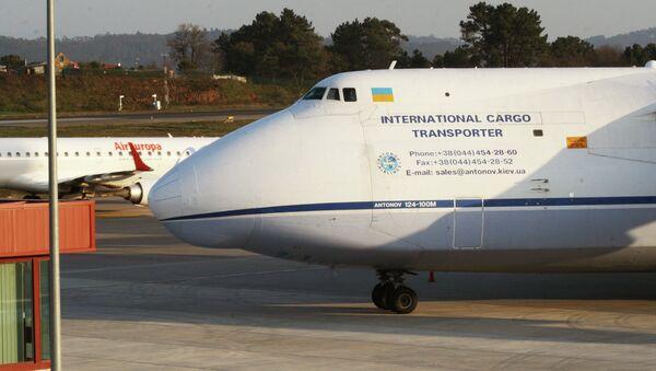 Antonov An-124 - Sputnik France
