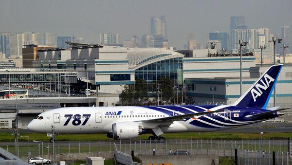 Boeing-787 Dreamliner - Sputnik France