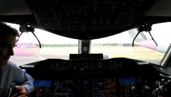 Boeing-787: лайнер мечты или лимузин в небе - Sputnik France