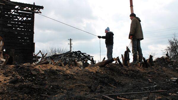 Situation im Donbass - Sputnik France
