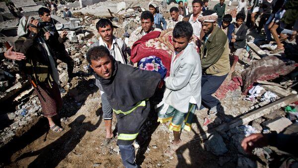 Situation in Jemen - Sputnik France