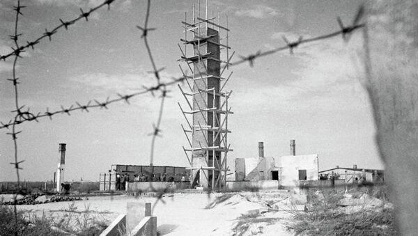 Концентрационный лагерь Майданек - Sputnik France