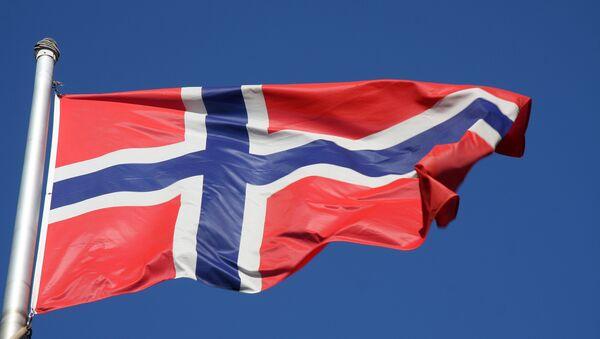 Флаг Норвегии - Sputnik France