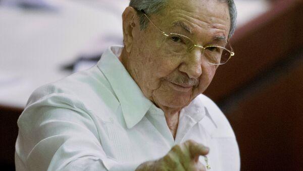Raul Castro - Sputnik France