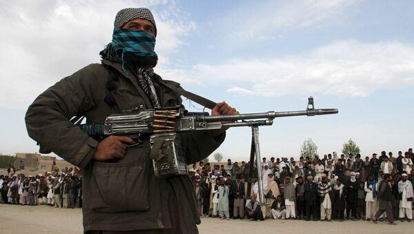 Un membre du Taliban - Sputnik France