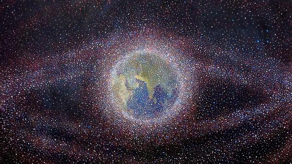 Space Debris - Sputnik France