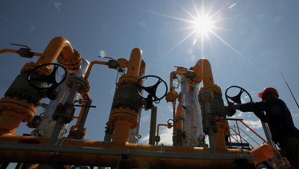 Продолжается строительство газопровода от ГРС на остров Русский - Sputnik France