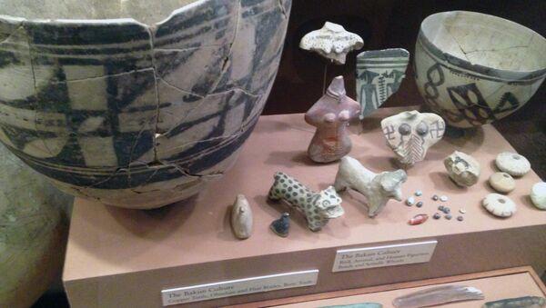 Artéfacts découverts à Chogha Mish - Sputnik France