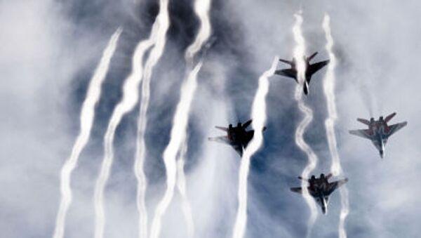 Moscou: répétition de l'aviation avant le Défilé de la Victoire - Sputnik France