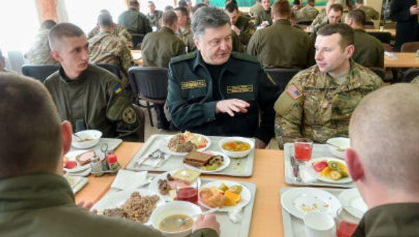 Instructeurs militaires américains - Sputnik France