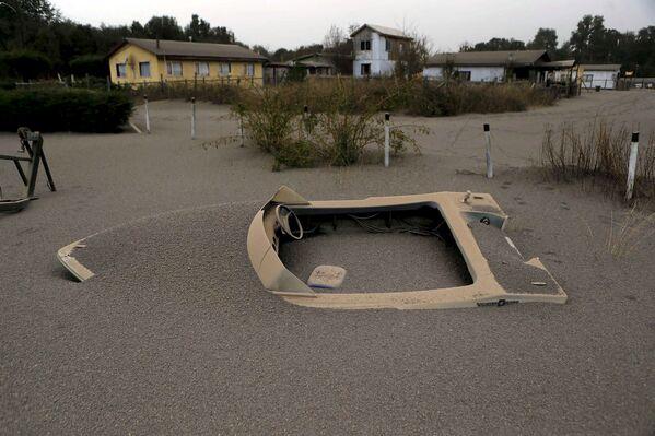 Feu et cendres: le Chili en alerte suite à l'éruption du volcan Calbuco - Sputnik France