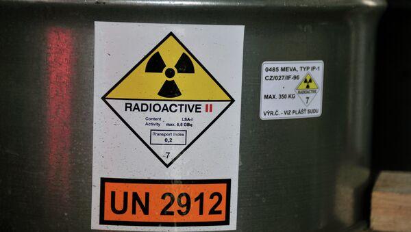 Tightly Sealed Uranium Ore - Sputnik France