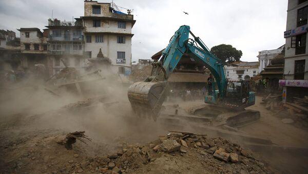 Nepal earthquake - Sputnik France