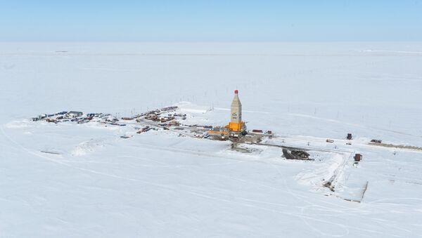 Строительство завода по производству сжиженного природного газа на Ямале - Sputnik France