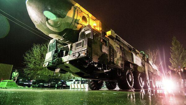 missile Topol - Sputnik France