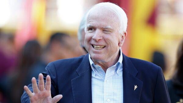 Arizona Senator John McCain - Sputnik France