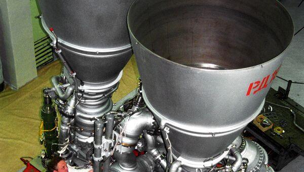 Testing RD-180 oxygen-kerosene rocket engine - Sputnik France