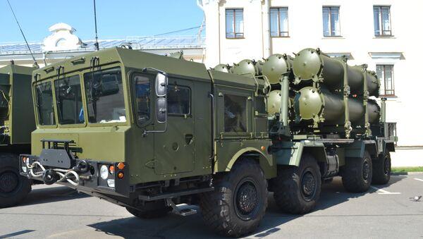 Береговой противокорабельный ракетный комплекс «Бал-Э» - Sputnik France