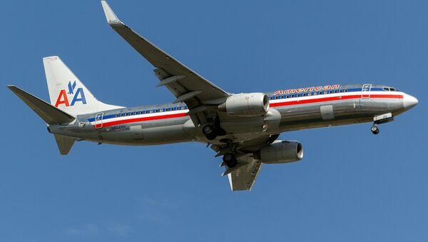 Boeing 737 d'American Airlines - Sputnik France