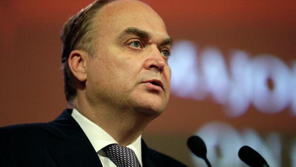 Der russische Vizeverteidigungsminister Anatoli Antonow - Sputnik France