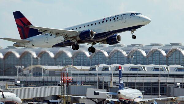 un avion de Delta Air Lines - Sputnik France