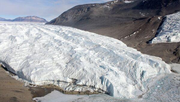 Un glacier - Sputnik France
