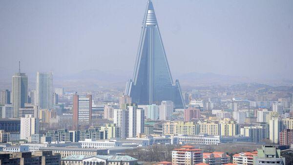 World cities. Pyongyang - Sputnik France