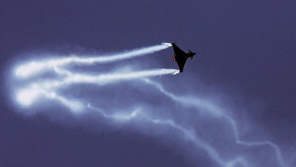 Eurofighter Typhoon - Sputnik France