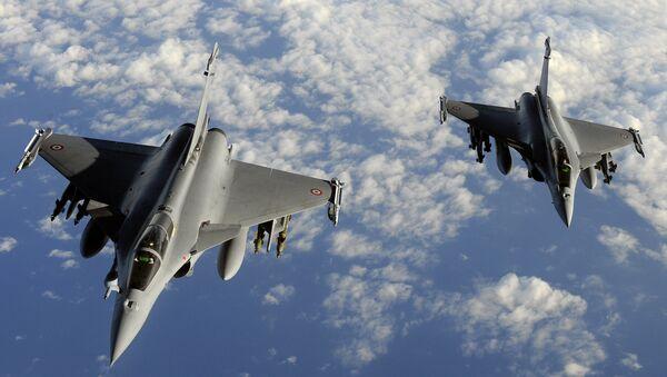 Avions de combat Rafale - Sputnik France