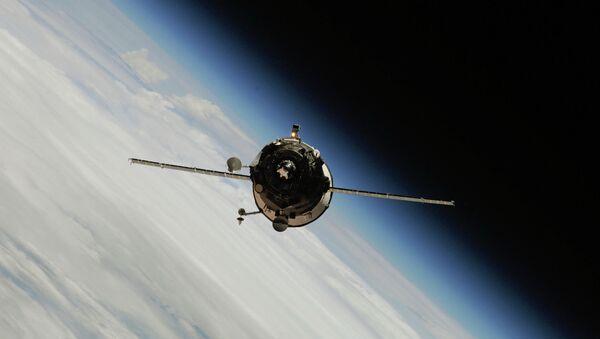 Cargo Progress-М - Sputnik France