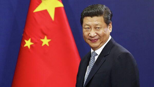 Xi Jinping, China's president - Sputnik France