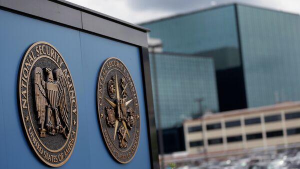 NSA Headquarters, Fort Meade, MD. - Sputnik France