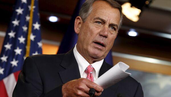 US House Speaker John Boehner - Sputnik France