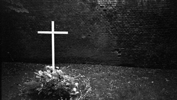 Братская могила советских военнопленных на кладбище Цитадель - Sputnik France