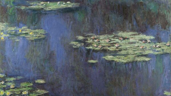 A 1905 painting from Claude Monet's Water Lillies series - Sputnik France