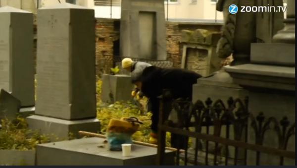 Personne à Vienne ne savait pour le cimetière juif - Sputnik France