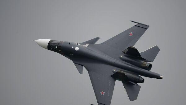 Su-34 Fullback strike aircraft - Sputnik France