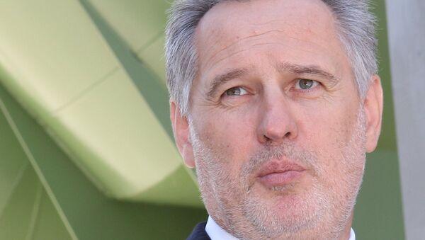 Председатель совета директоров холдинга Group DF Дмитрий Фирташ - Sputnik France
