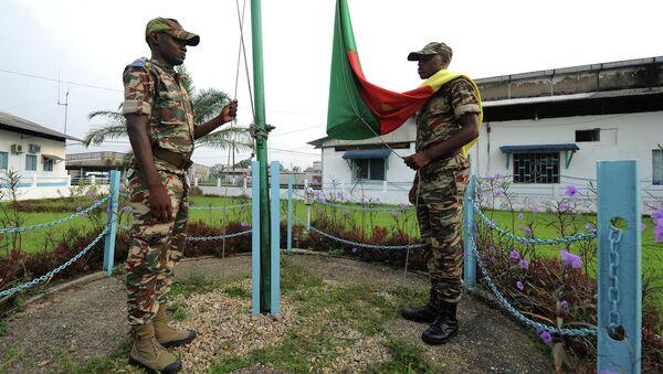 Cameroon Defense Forces members - Sputnik France